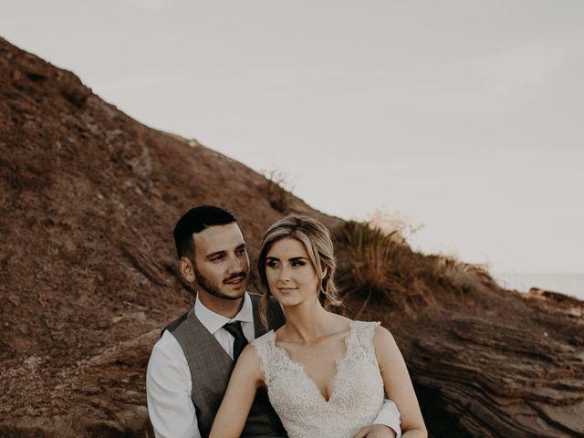 Jesse and Liz's wedding in Pictou, Nova Scotia 6