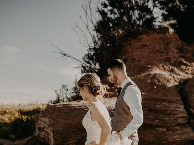 Jesse and Liz's wedding in Pictou, Nova Scotia 7