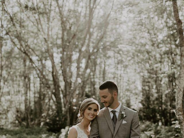 Jesse and Liz's wedding in Pictou, Nova Scotia 15