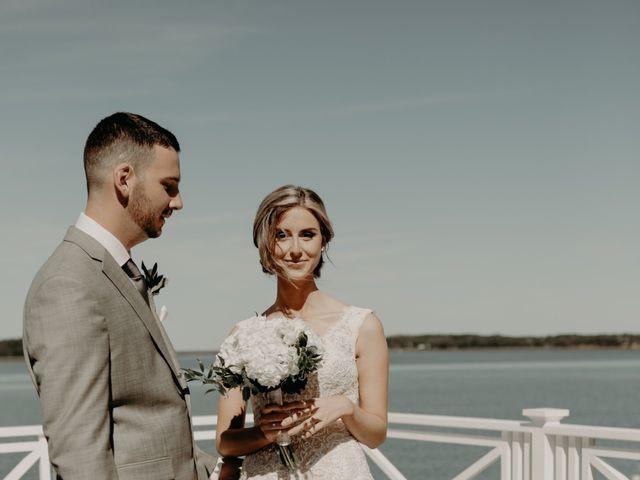 Jesse and Liz's wedding in Pictou, Nova Scotia 19