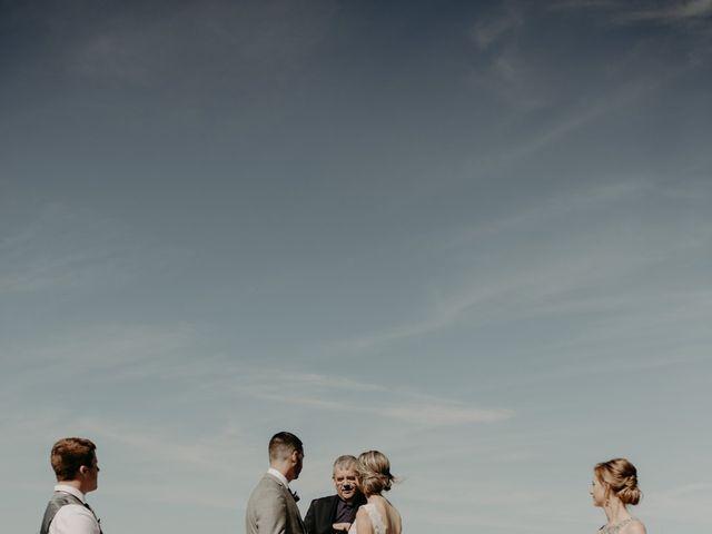 Jesse and Liz's wedding in Pictou, Nova Scotia 20