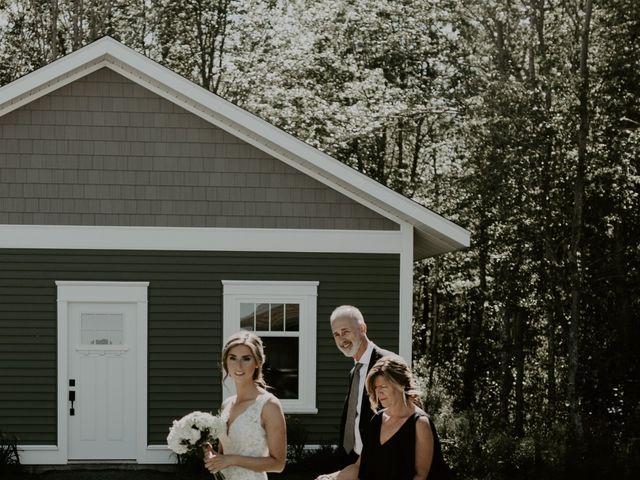 Jesse and Liz's wedding in Pictou, Nova Scotia 22