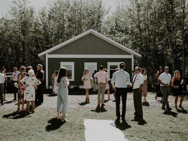 Jesse and Liz's wedding in Pictou, Nova Scotia 23