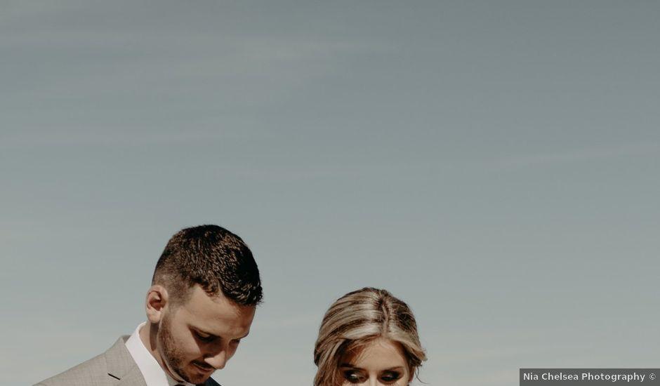 Jesse and Liz's wedding in Pictou, Nova Scotia
