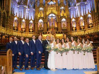The wedding of Jenna and Edward