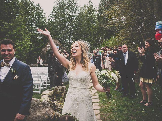 Fernando and Abbey's wedding in Caledon, Ontario 2