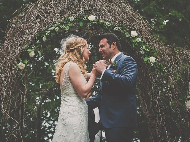 Fernando and Abbey's wedding in Caledon, Ontario 3