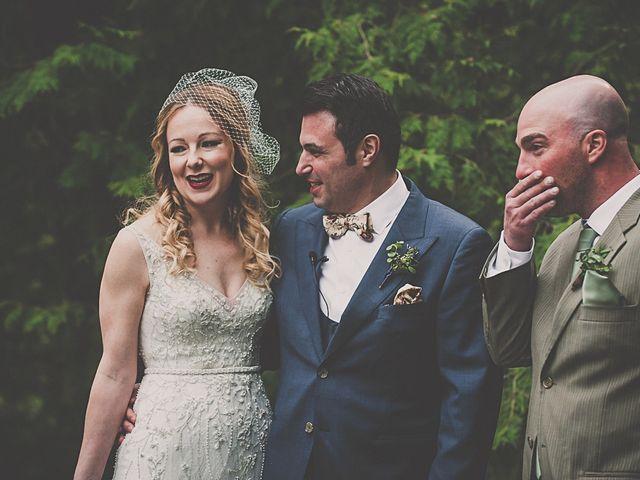 Fernando and Abbey's wedding in Caledon, Ontario 4