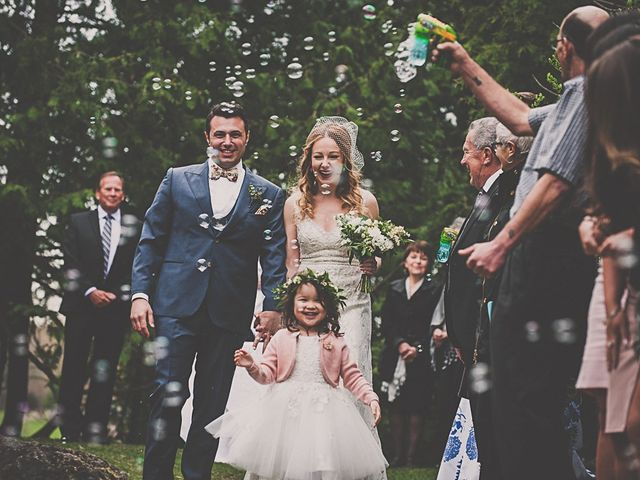 Fernando and Abbey's wedding in Caledon, Ontario 5