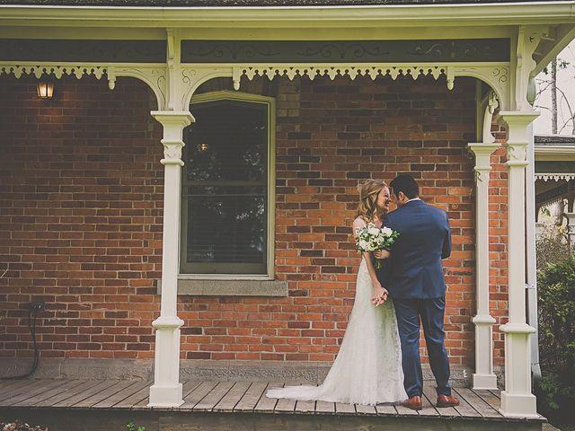 Fernando and Abbey's wedding in Caledon, Ontario 9