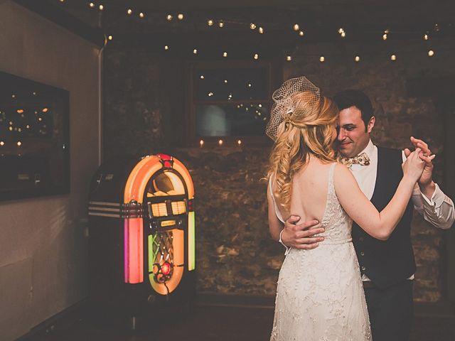 Fernando and Abbey's wedding in Caledon, Ontario 10