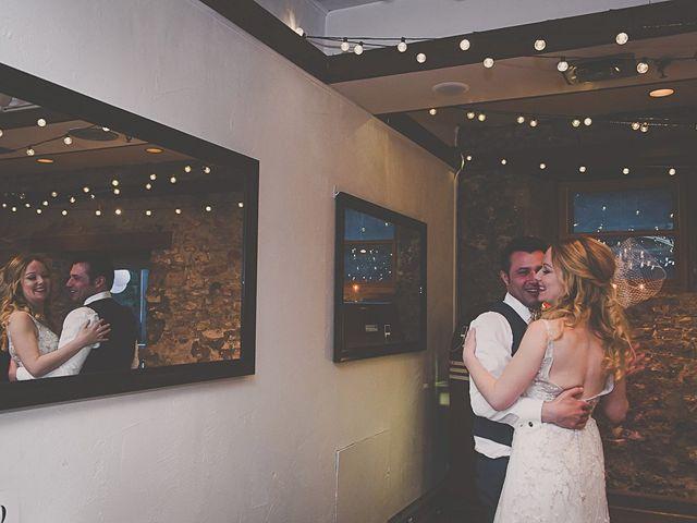 Fernando and Abbey's wedding in Caledon, Ontario 12