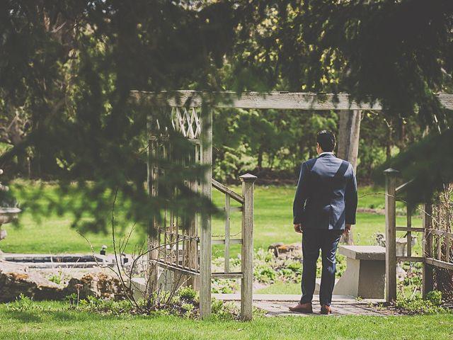 Fernando and Abbey's wedding in Caledon, Ontario 15
