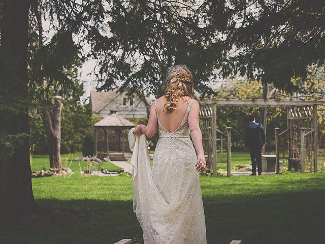 Fernando and Abbey's wedding in Caledon, Ontario 16