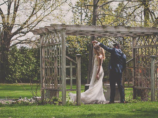Fernando and Abbey's wedding in Caledon, Ontario 18