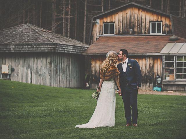 Fernando and Abbey's wedding in Caledon, Ontario 25