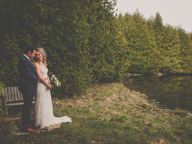 Fernando and Abbey's wedding in Caledon, Ontario 30