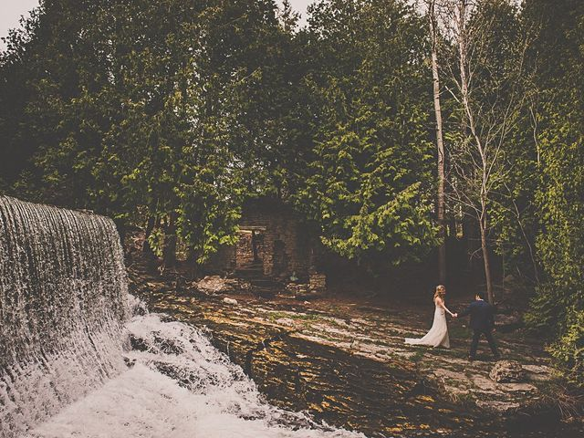 Fernando and Abbey's wedding in Caledon, Ontario 31