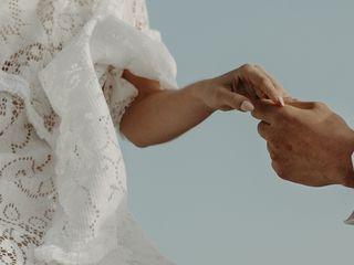 The wedding of Caroline and Jake 1