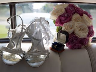 The wedding of Jennifer and Michael 3
