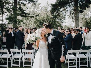 The wedding of Marta and Tarek