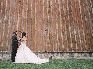 The wedding of Malvika and Dennis
