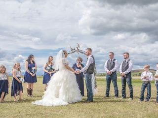 The wedding of Zoe and Doug 3