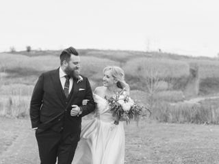The wedding of Beth and Grant