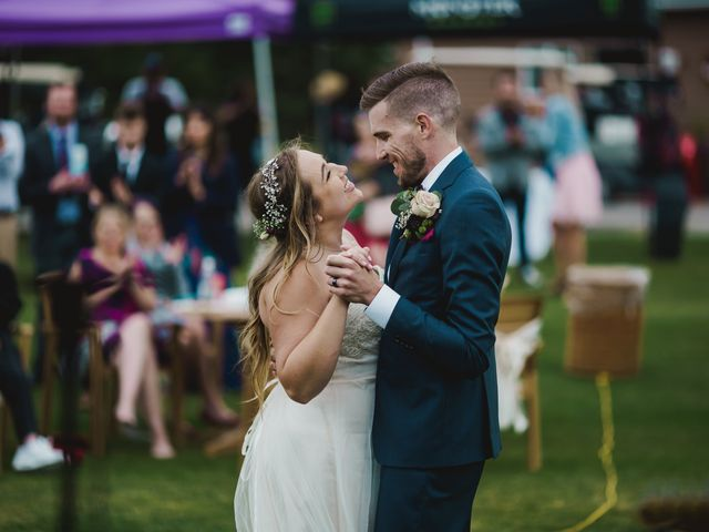 Devon and Hannah's wedding in Bragg Creek, Alberta 13