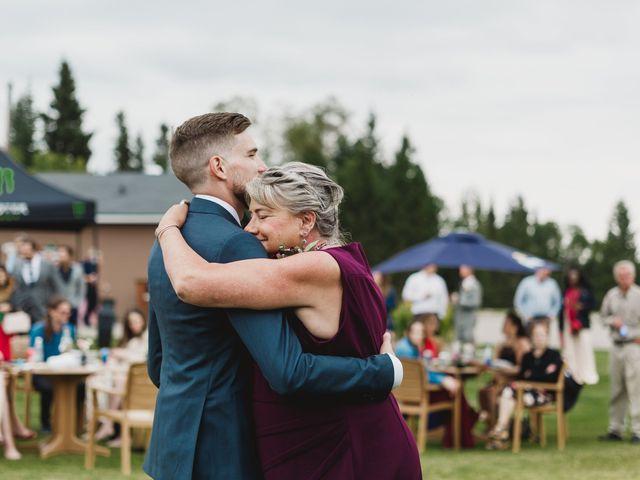 Devon and Hannah's wedding in Bragg Creek, Alberta 23