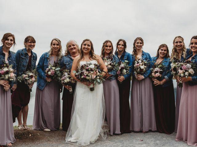 Devon and Hannah's wedding in Bragg Creek, Alberta 29