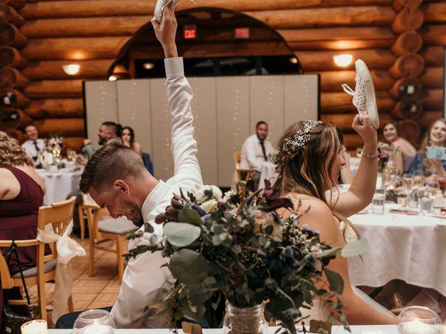Devon and Hannah's wedding in Bragg Creek, Alberta 33