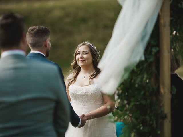 Devon and Hannah's wedding in Bragg Creek, Alberta 34
