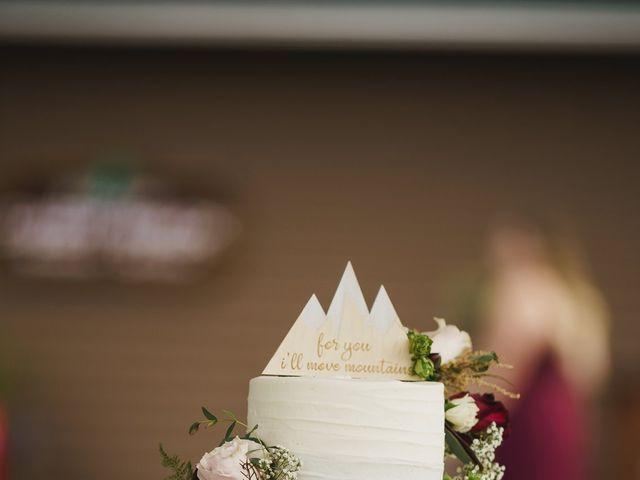 Devon and Hannah's wedding in Bragg Creek, Alberta 35