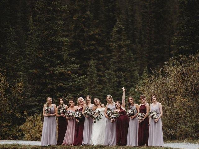 Devon and Hannah's wedding in Bragg Creek, Alberta 48