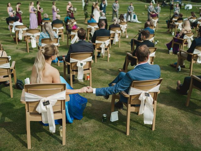 Devon and Hannah's wedding in Bragg Creek, Alberta 50