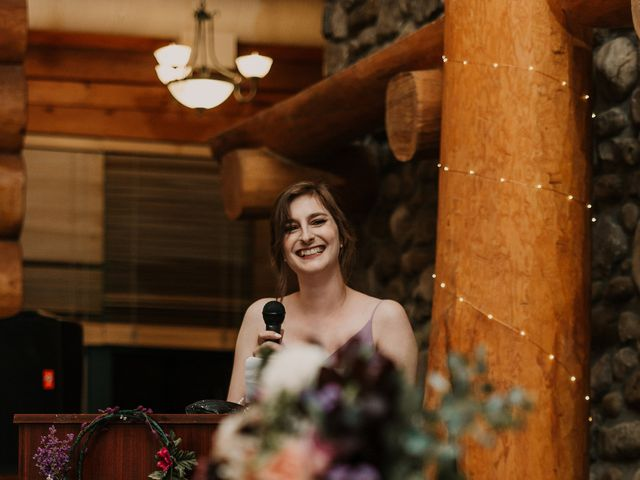 Devon and Hannah's wedding in Bragg Creek, Alberta 60