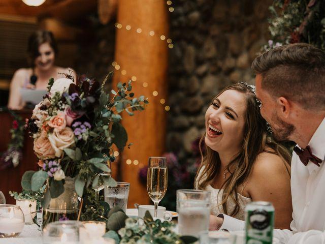 Devon and Hannah's wedding in Bragg Creek, Alberta 61