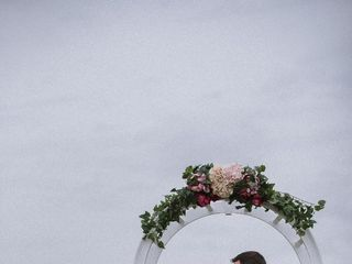 The wedding of Mel and Ryan 3