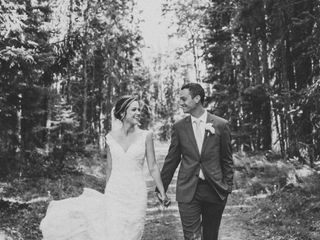 The wedding of Lindsey and James 1