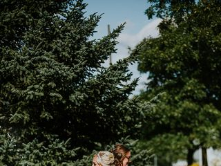 The wedding of Madison and Robert 2