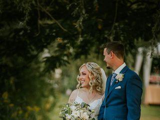 The wedding of Madison and Robert 3