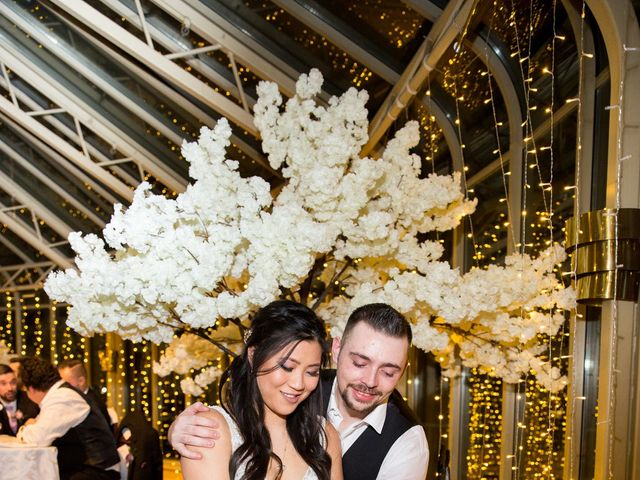 Domenic and Karyn's wedding in Langley, British Columbia 3