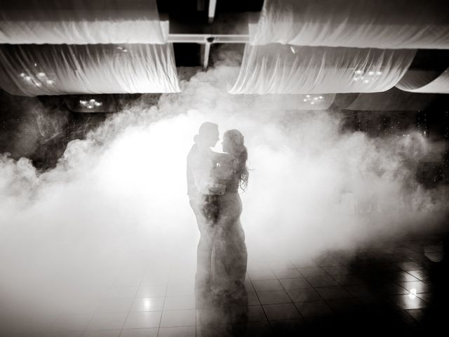 Domenic and Karyn's wedding in Langley, British Columbia 5