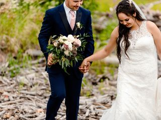 The wedding of Camilla and Sam 2