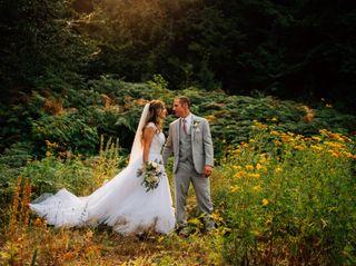 The wedding of Katrina and Adam