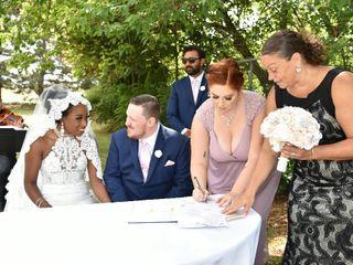 The wedding of Jacintha and Brandon 2