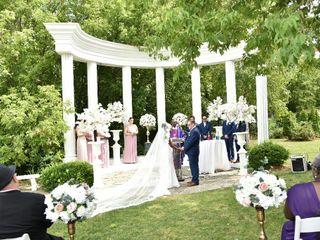 The wedding of Jacintha and Brandon 3