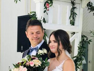 The wedding of Victoria and Daniel 1