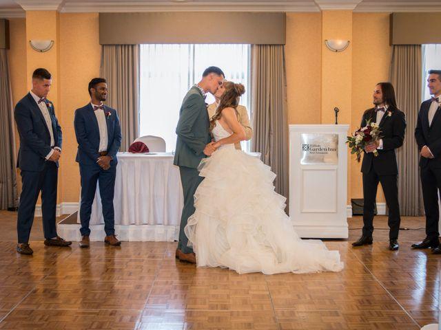 Jasmin and Marina's wedding in Edmonton, Alberta 5